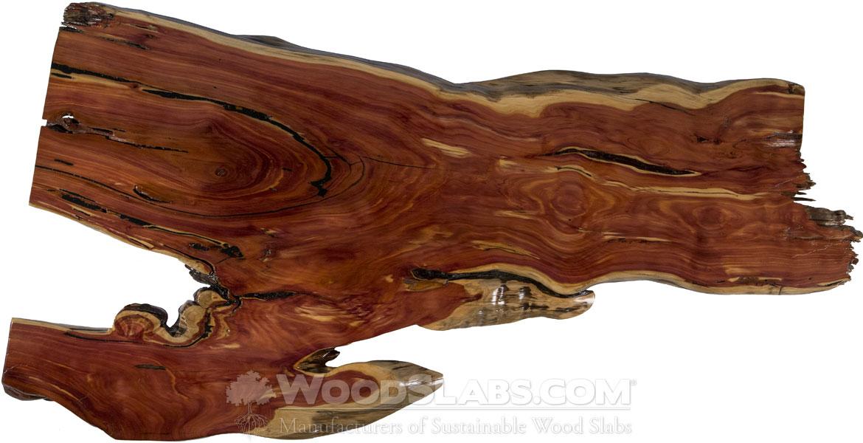 aromatic cedar wood slabs